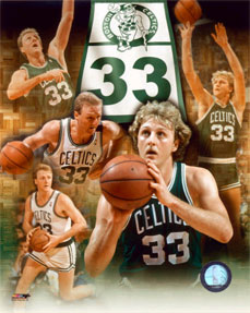 Larry Bird. Clase de Fundamentos