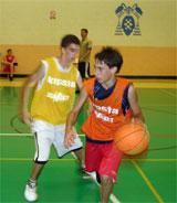 Información Campus Baloncesto JGBasket 2008